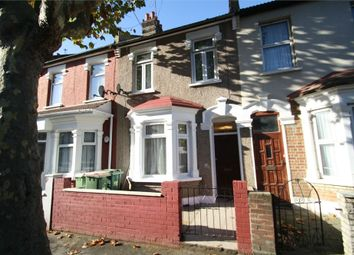 Thumbnail 4 Bed Terraced House To In Norfolk Road East Ham London
