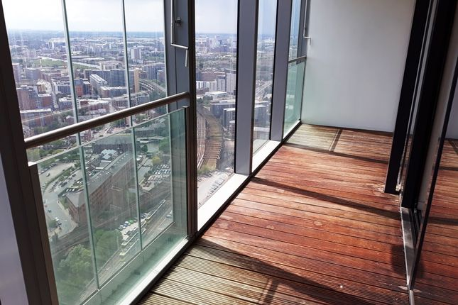 1 Bed Flat For In Beetham Tower 301 Deansgate
