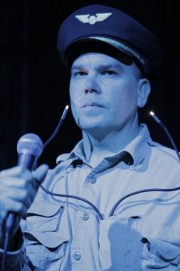 Dan O'Neill (Captain). Photo by Ryan Gaddis (2011)
