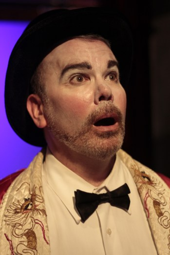 Dan O'Neill in Auto da Fé (2012)