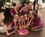 Dancers perform at Make-A-Wish Gala