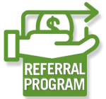 Earn Tuition Credit for Referrals!