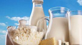В России растет производство молочных продуктов