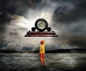 O seu tempo não é o mesmo das pessoas envolvidas com você.
