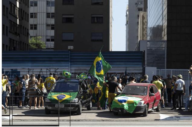Os símbolos do Brasil pertencem a todos nós
