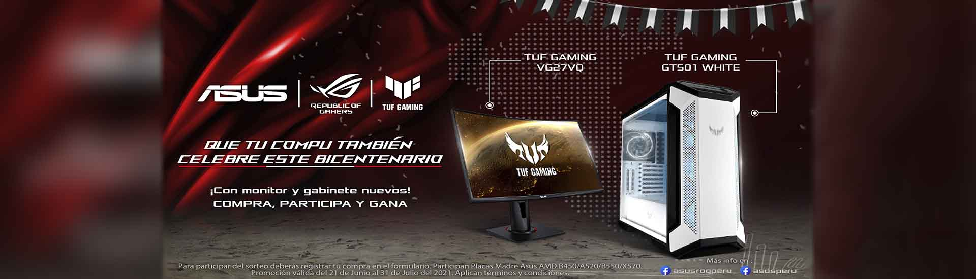BANNERS asus