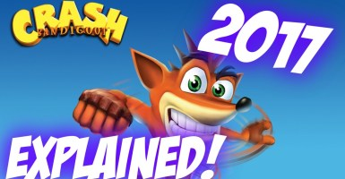 crash bandicoot remasterizado 2017