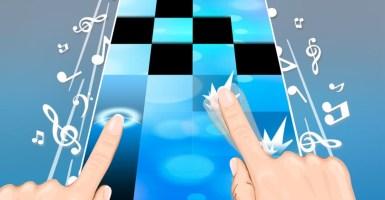 Juegos más adictivos para móviles android - Piano Tiles 2