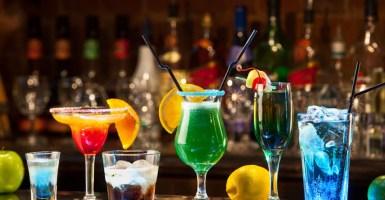 Las bebidas más populares
