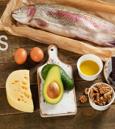 Alimentos grasosos que son muy saludables