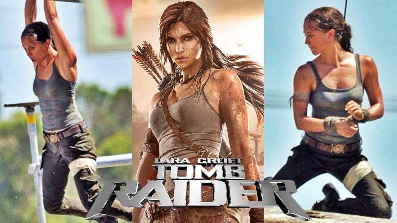 Los estrenos que estremecerán al mundo en 2018 - Tom Raider