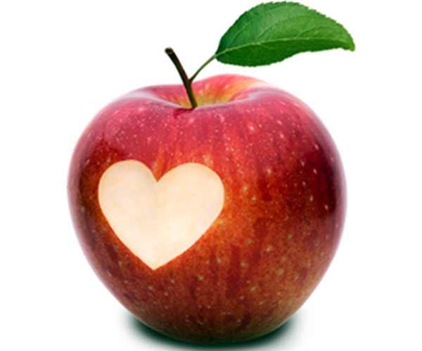 Los formidables beneficios de comer manzana