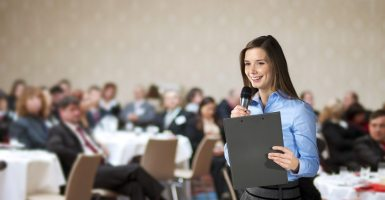 Cinco secretos de cómo ser el mejor hablando en público