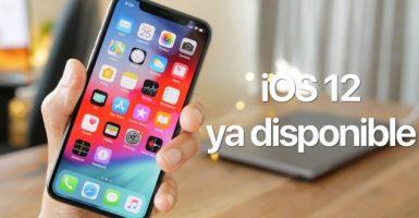 Secretos del iOS 12