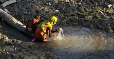 Alerta ante el riesgo de que el planeta se quede sin arena