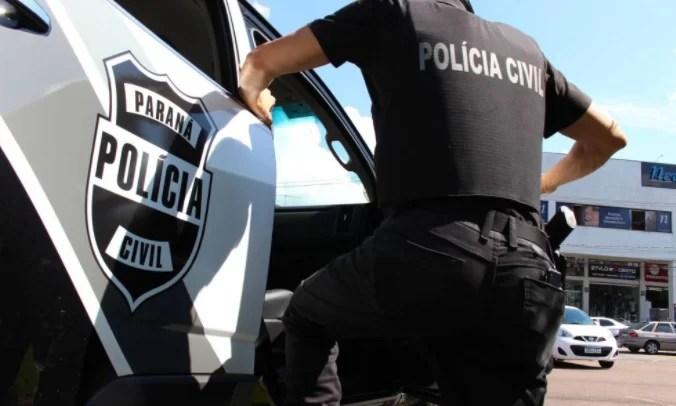 Polícia Civil prende homem em Guaíra envolvido em roubos na região