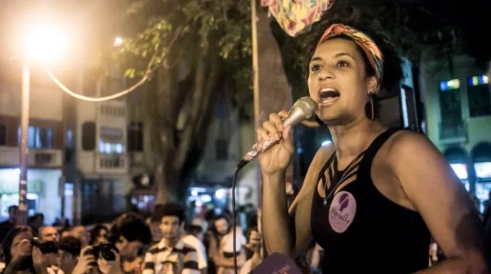 Polícia da PB prende miliciano acusado de ordenar morte de Marielle Franco