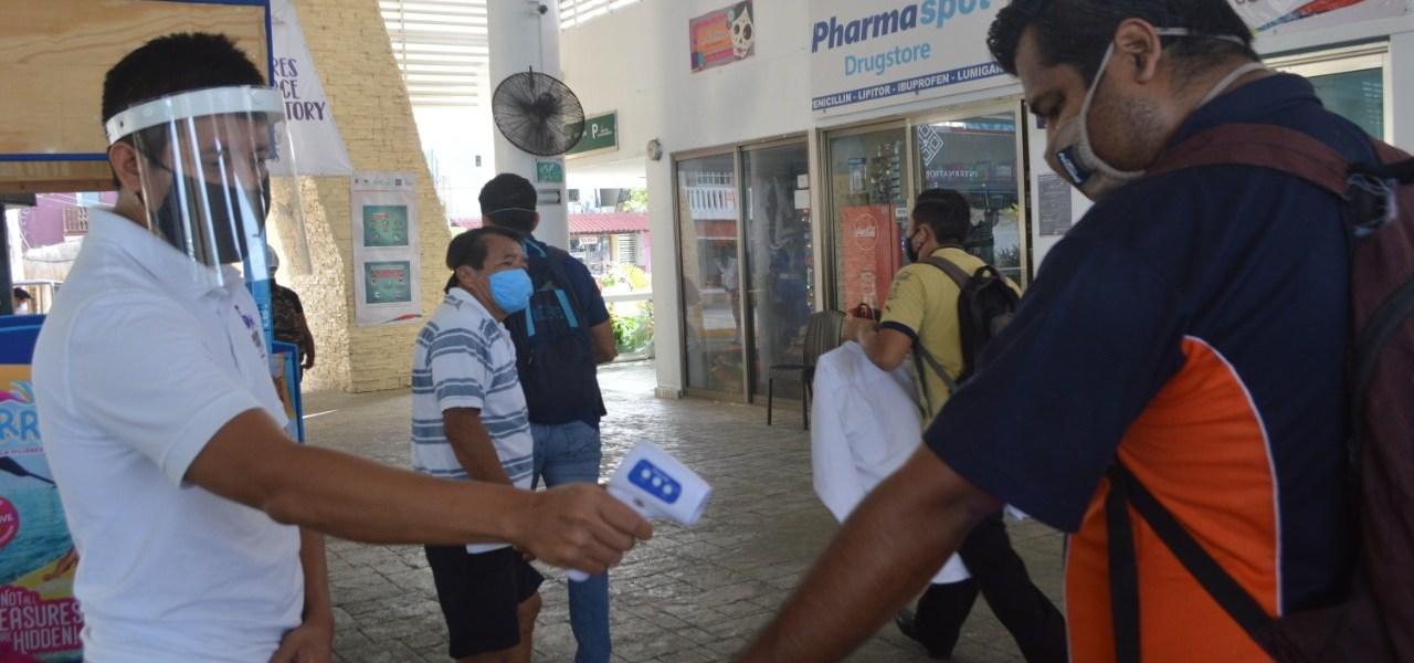 LLAMA MUNICIPIO DE ISLA MUJERES A CUMPLIR CON PROTOCOLOS CONTRA EL COVID-19 PARA EVITAR REBROTES