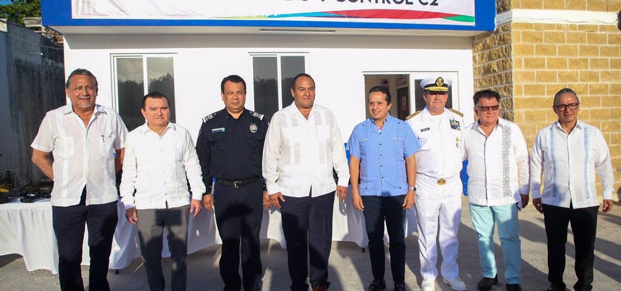 """MUNICIPIO DE ISLA MUJERES PONE EN MARCHA """"C2"""""""