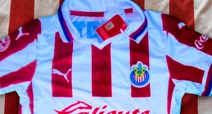 Filtran la que sería la nueva playera de Chivas para el Apertura 2020