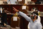 En pico de la epidemia vuelven a sesionar en el Congreso de la CDMX