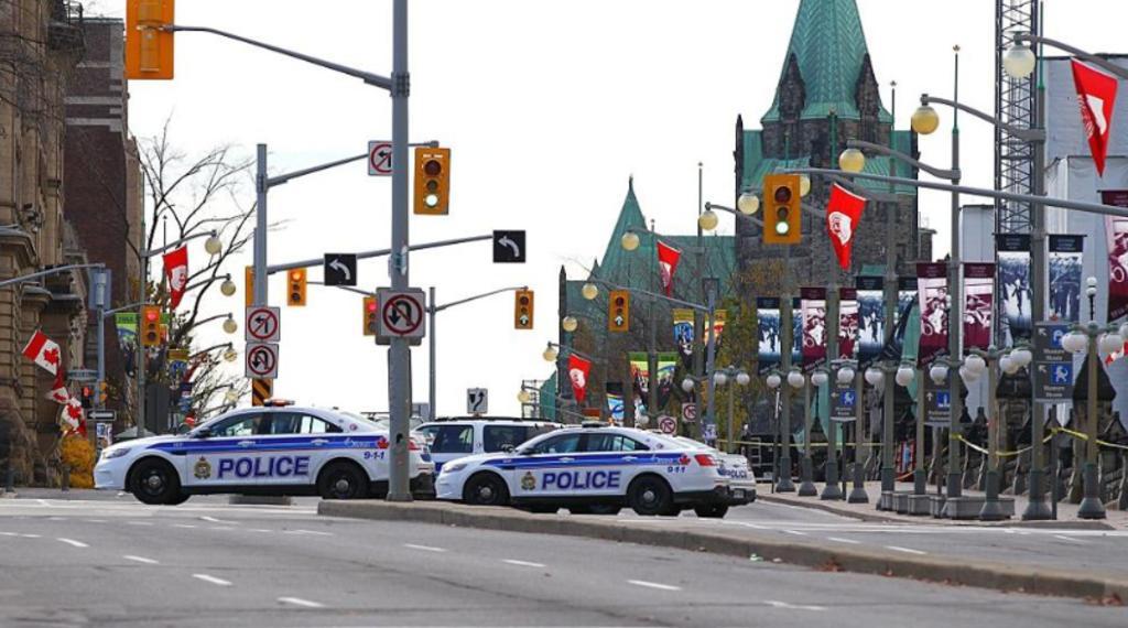 Tiroteo en Ottawa deja un muerto y tres heridos de gravedad