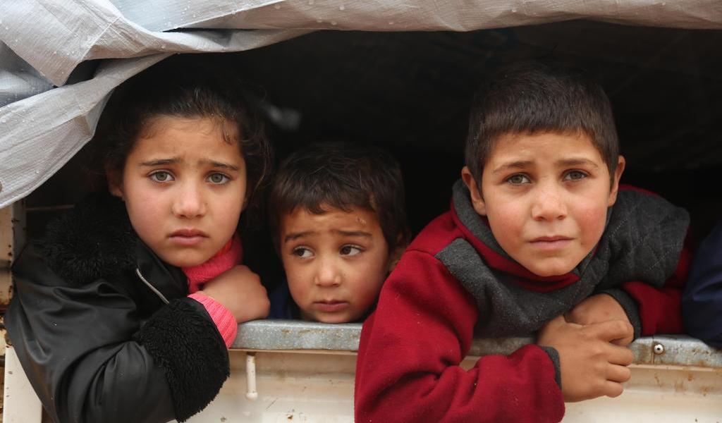 Hay un niño muerto cada día en Siria en lo que va del año: ONG