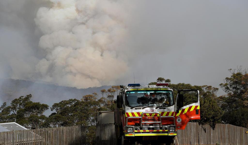 Piden evacuar a unas 240 mil personas por incendios en Australia