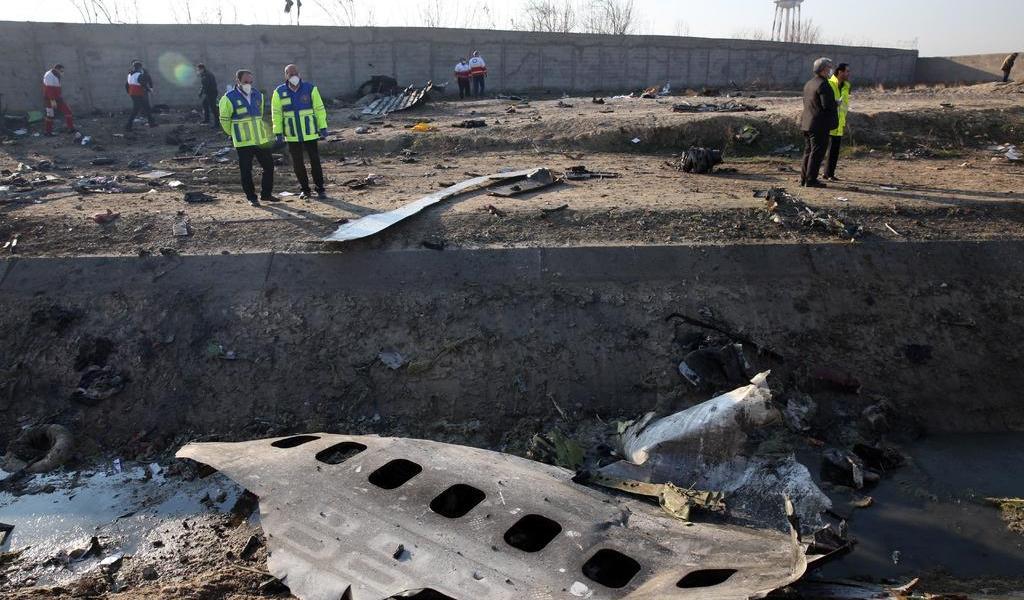 Cree OTAN que avión ucraniano 'pudo ser derribado' por defensa aérea iraní