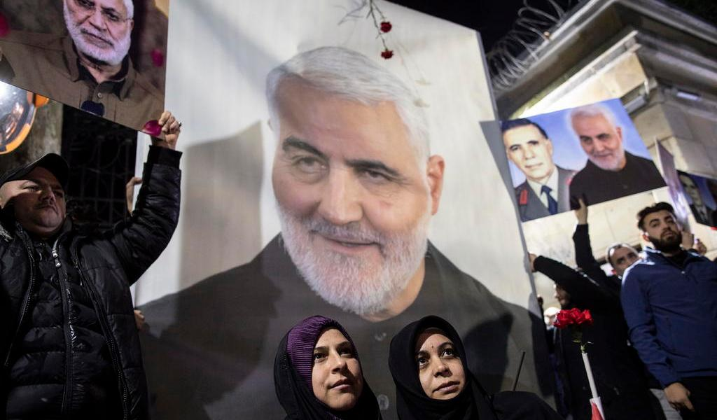 EI se regocija por muerte de Soleimani