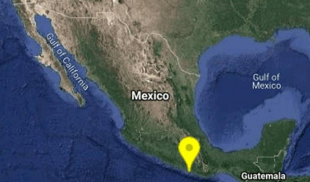 Descartan daños en Oaxaca tras sismo de magnitud 5.1