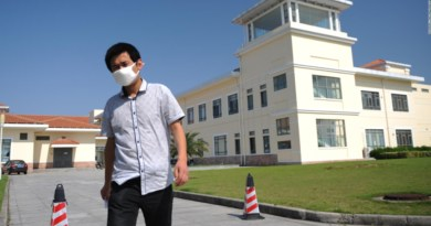 Reportan primera muerte por coronavirus en China