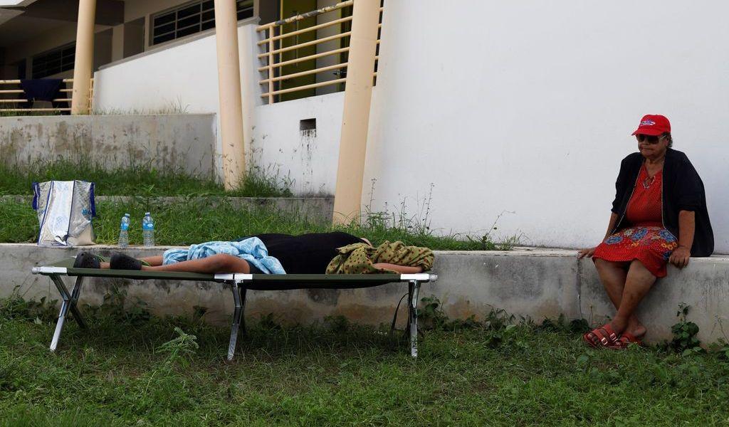 Al alza, refugiados en Puerto Rico