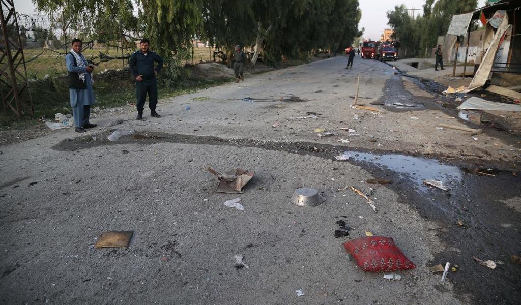 Bombas matan a dos niños en el norte de Afganistán