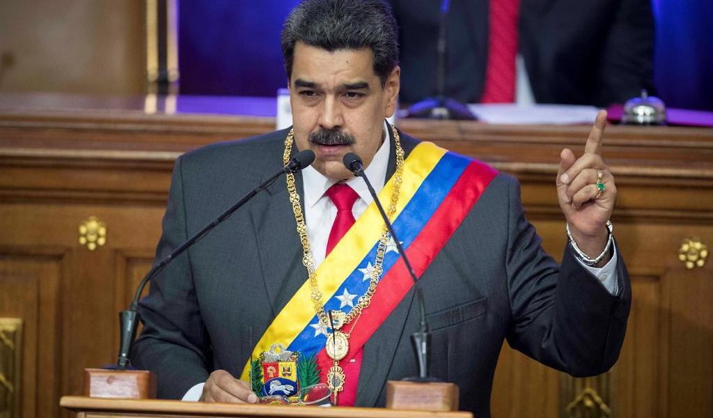 Invita Maduro a UE y la ONU para observar elecciones legislativas; excluye a la OEA