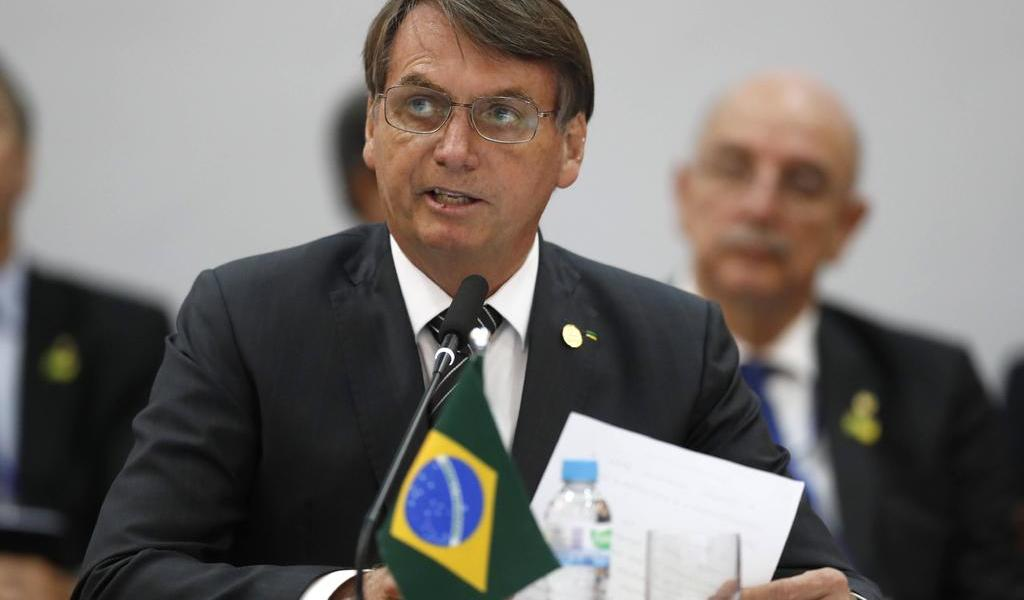 Denuncia HRW la agenda contra los derechos humanos impulsada por Bolsonaro