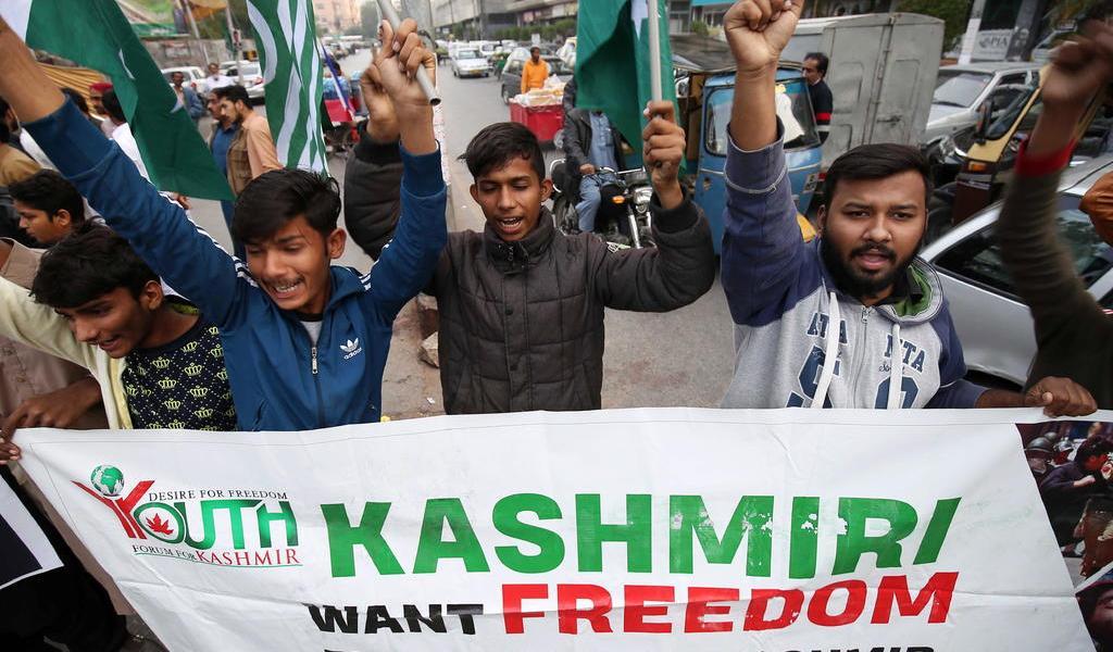 Restablece India el internet en Jammu y Cachemira