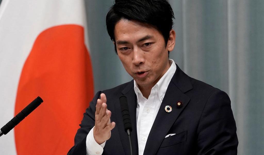 Ministro de Ambiente promueve licencia por paternidad en Japón