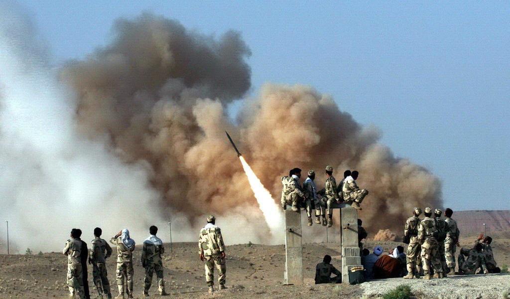 Revela EUA que hubo 11 heridos en ataque de Irán a base iraquí