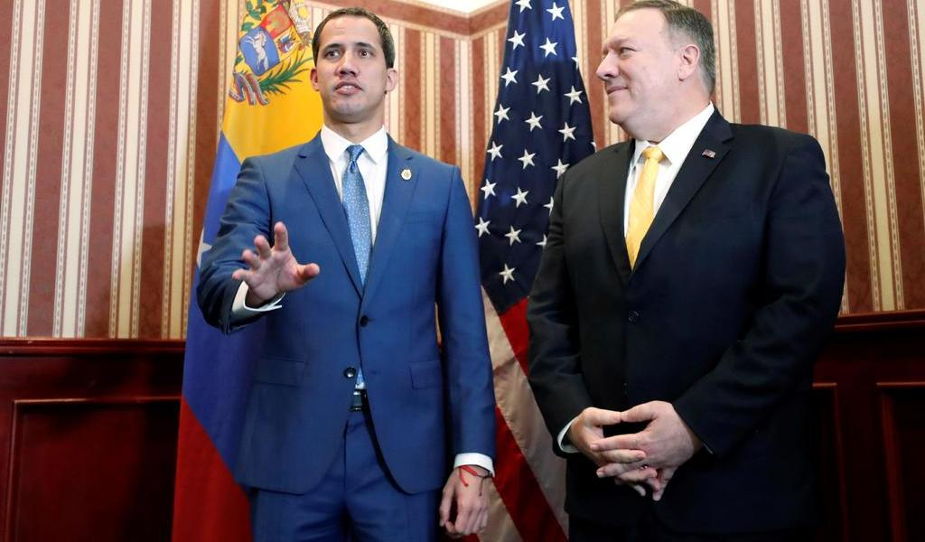 Acusa Pompeo al régimen de Maduro de actuar como 'un cártel'