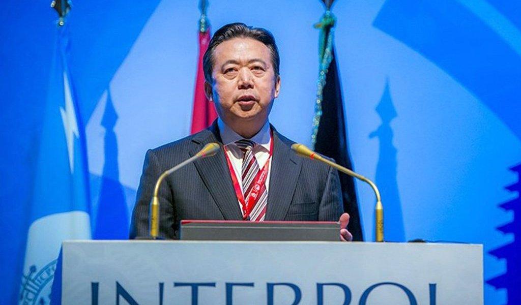 Condenan a 13 años a exjefe de Interpol