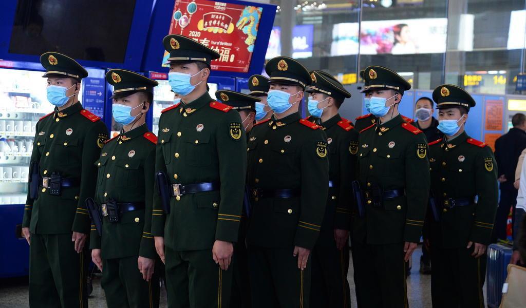 Cierran acceso a ciudad donde comenzó brote de coronavirus en China