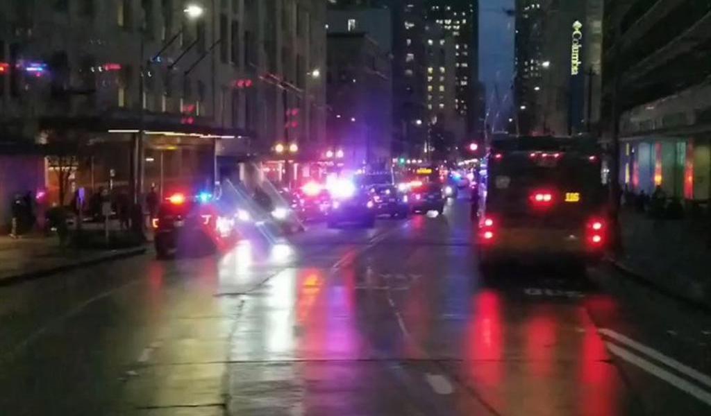Nuevo tiroteo en Seattle, EUA deja un muerto y 7 heridos