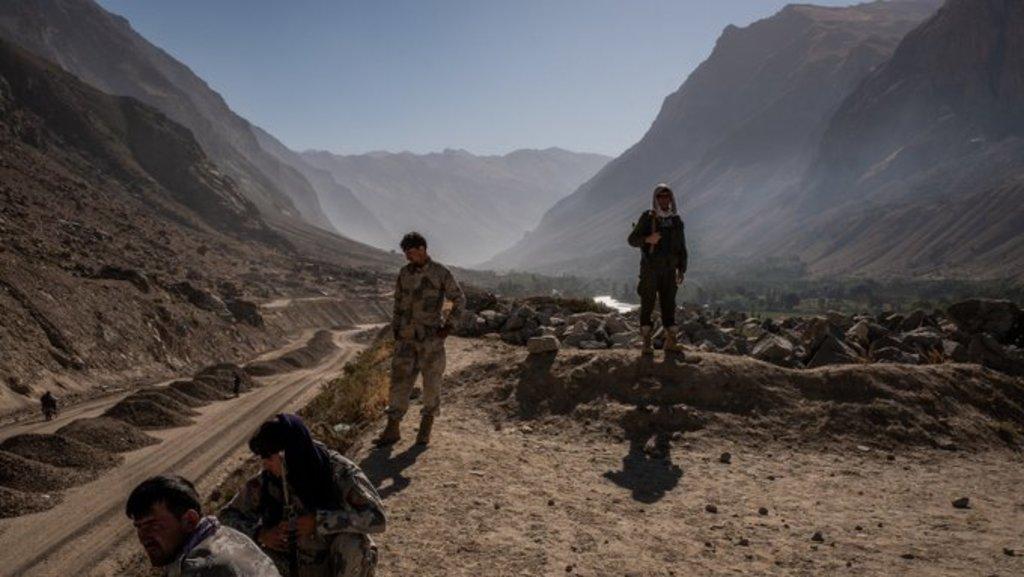 Ataque de EUA mata a civiles afganos