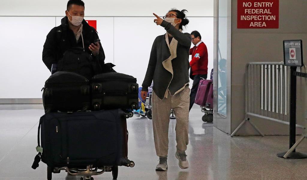 Hospitalizan en Los Ángeles a pasajero proveniente de México por posible coronavirus