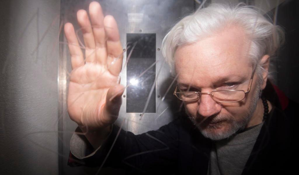 Caso de extradición de Assange a EUA tardará más de lo anticipado
