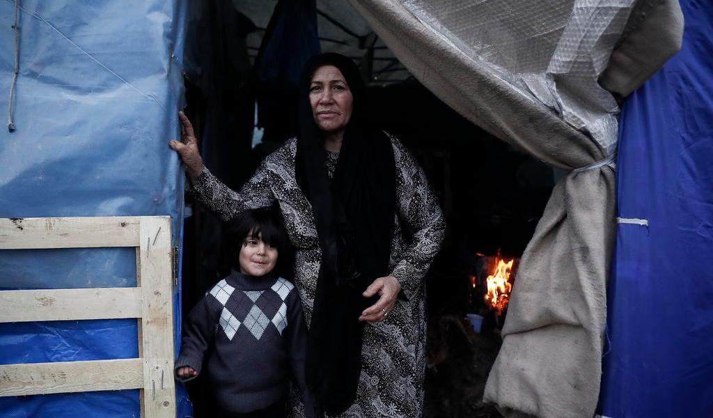 Grecia niega atención médica a menores refugiados
