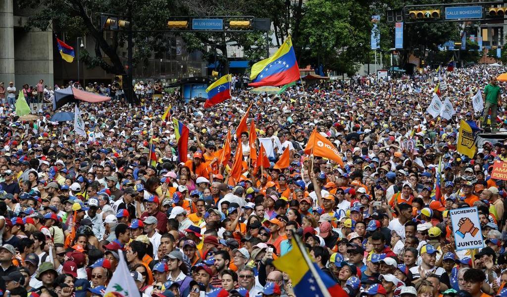 Informa ONG que Venezuela vivió el número más alto de protestas en 2019