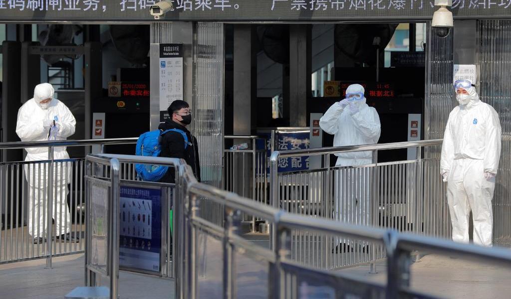 Sube a 54 los muertos por coronavirus de Wuhan en China