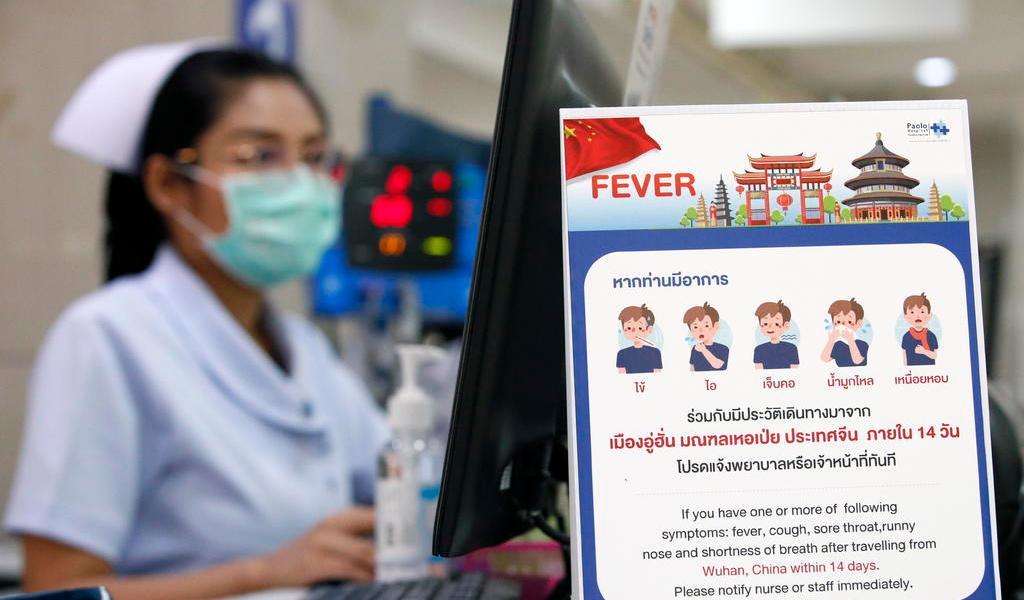 Reporta China posibilidad de contagio de coronavirus en días de incubación